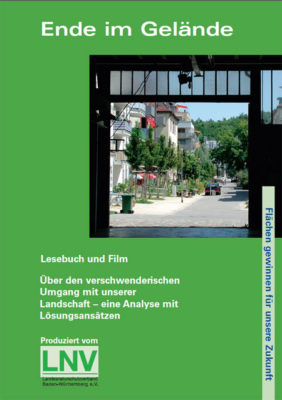 Umschlag Cover Naturschutz-Publikation