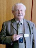 Hervorragender Fachmann für Vegetationskunde geehrt