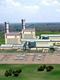 Hocheffizientes Gas- und Dampfkraftwerk richtiger Schritt
