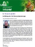 LNV-Infobrief Juli/August 2013