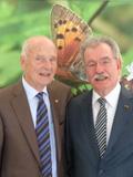 LNV-Ehrennadel für Dr. Heiner Grub