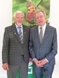 LNV-Ehrennadel für Gerhard Kaiser