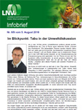 LNV-Infobrief August/September 2016