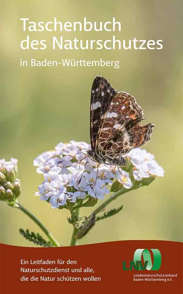 Umschlag Taschenbuch des Naturschutzes