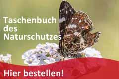 Taschenbuch des Naturschutzes - Hier bestellen!