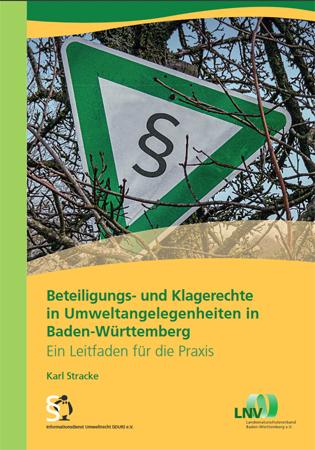 Cover: Naturschutz-Publikaton