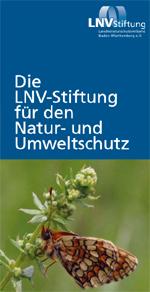 Flyer: Natur- und Umweltschutz
