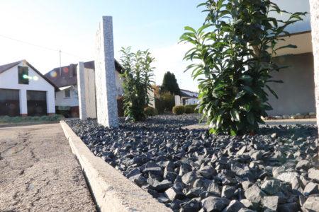 Schottergärten sind nicht umweltfreundlich